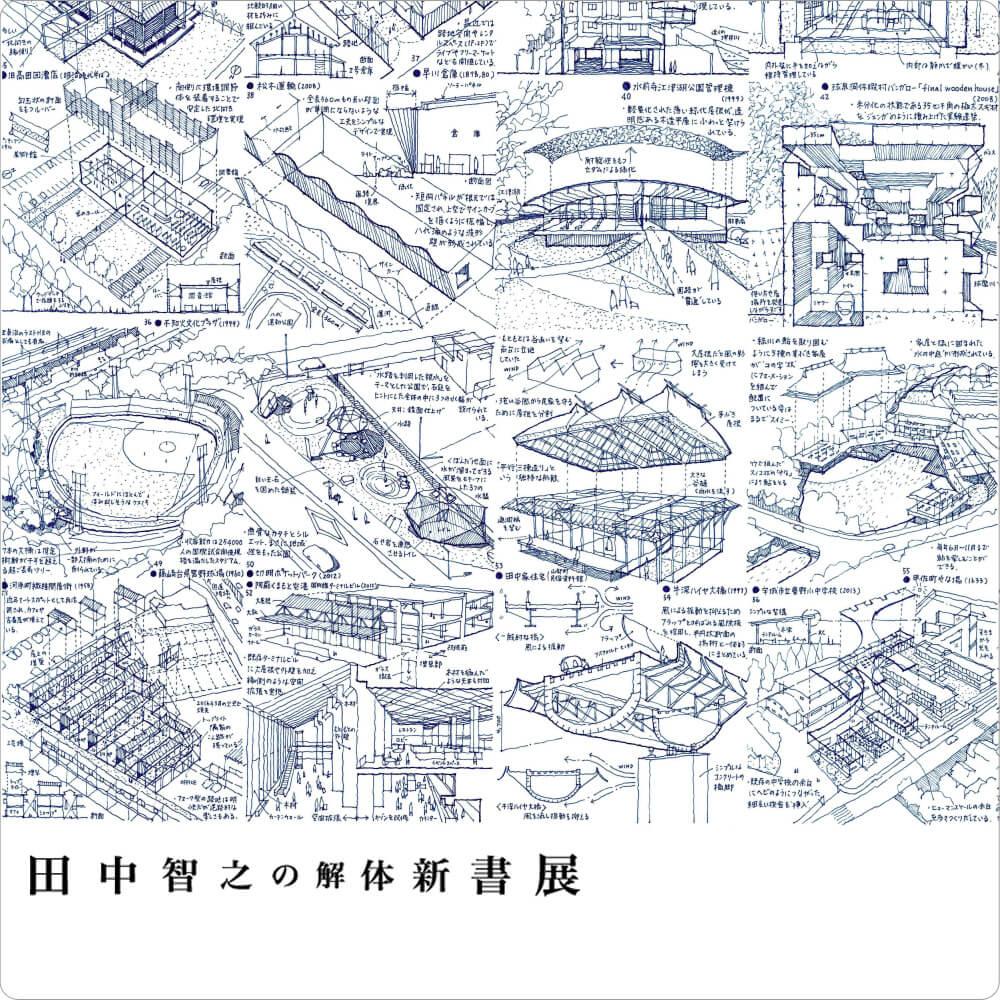 田中智之の解体新書展