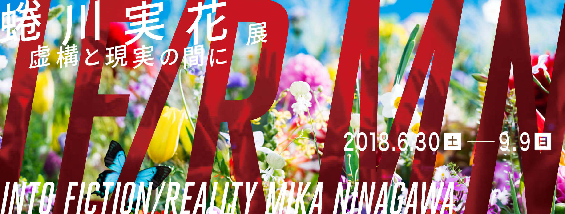 MIKA NINAGAWA INTO FICTION/REALITY